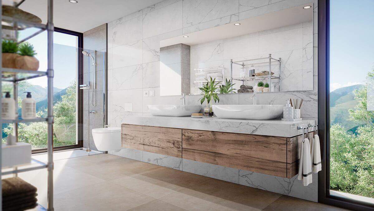 Villa Amatista Bathroom