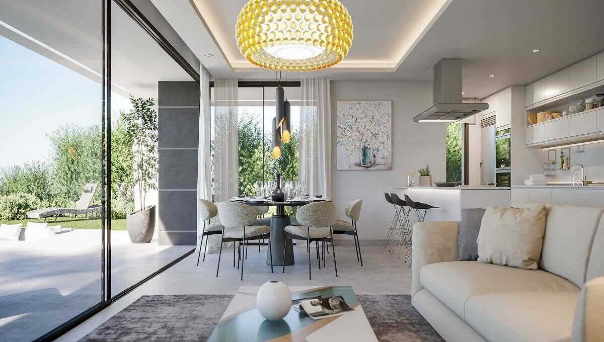 Villa Amatista Living room 2
