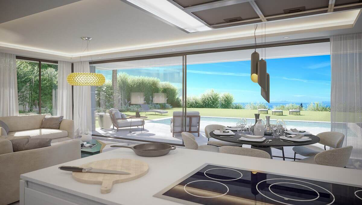 Villa Amatista living room 3
