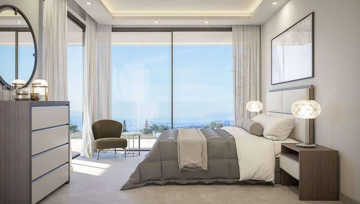 Villa Amatista master room