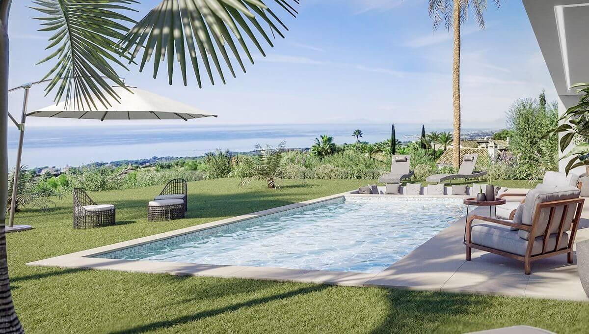 Villa Amatista sea views