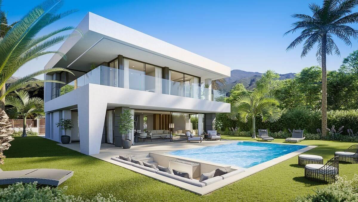 Villa Amatista side