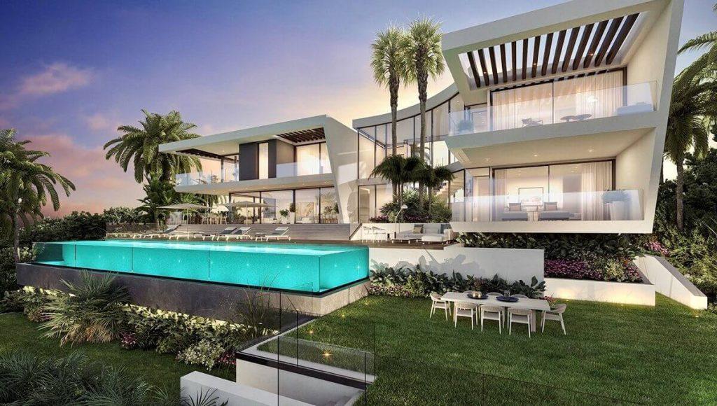 Contemporary Villas for sale in Alcaidesa