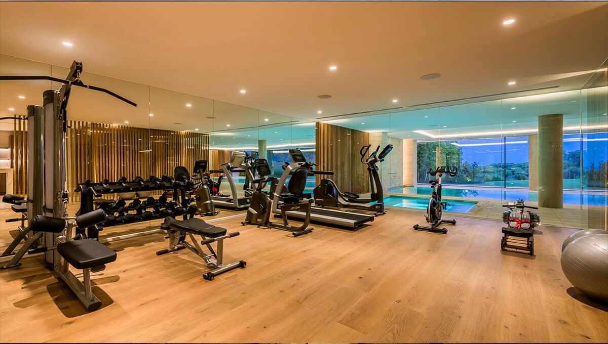 Villa_Dorado_Gym