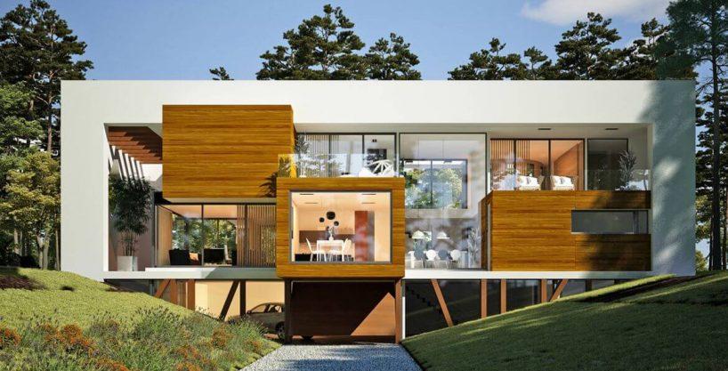 Moderna Villa en La Reserva – Sotogrande