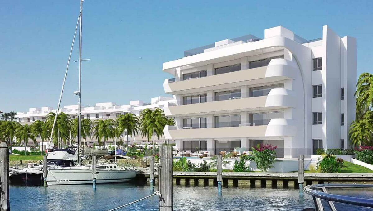 A5_PIER1_apartments_Sotogrande_facade