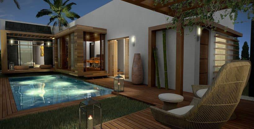 Eco Villa en Buenas Noches Estepona