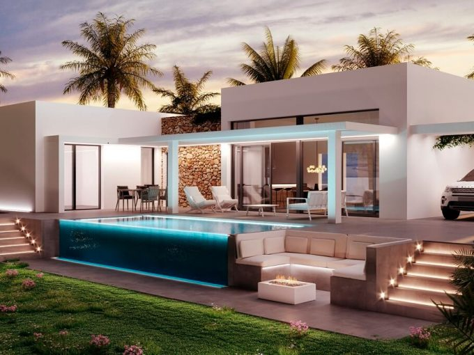 Villa for sale Estepona