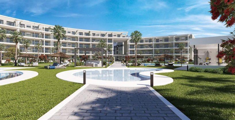 Amphora II Manilva – Stunning off plan apartments for sale