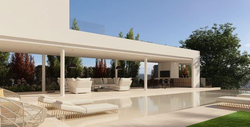 Lagoon Villas by Jalman Architects – La Reserva Sotogrande