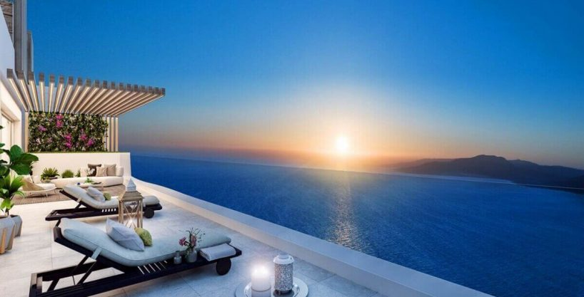 Luxury penthouses for sale in Alexia Life Estepona