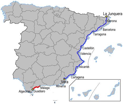 AutopistaMediterraneoAP7 free
