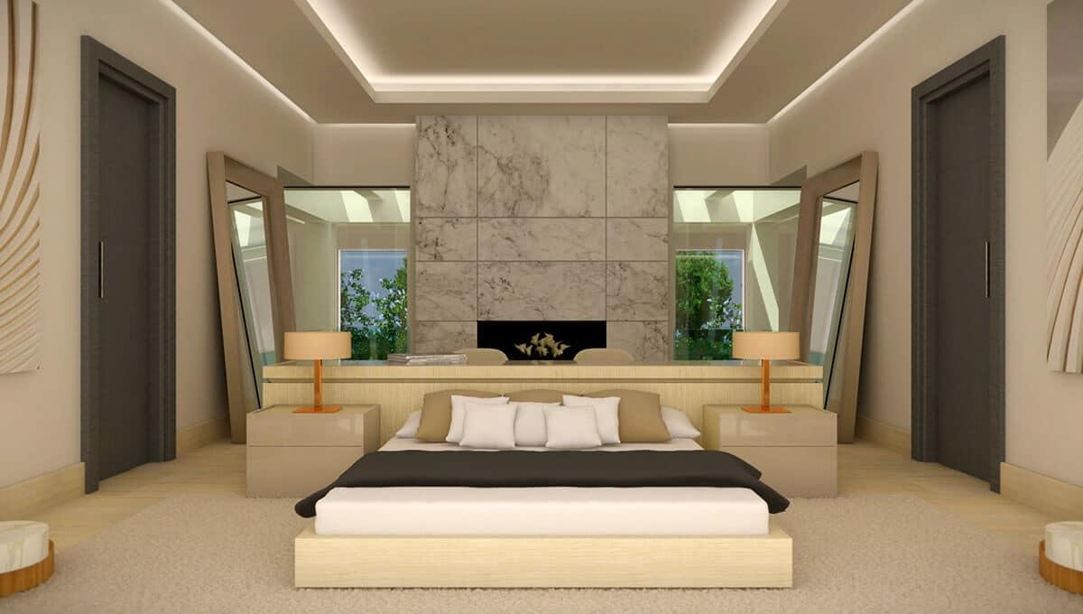 The_Ark_Villa_Bed