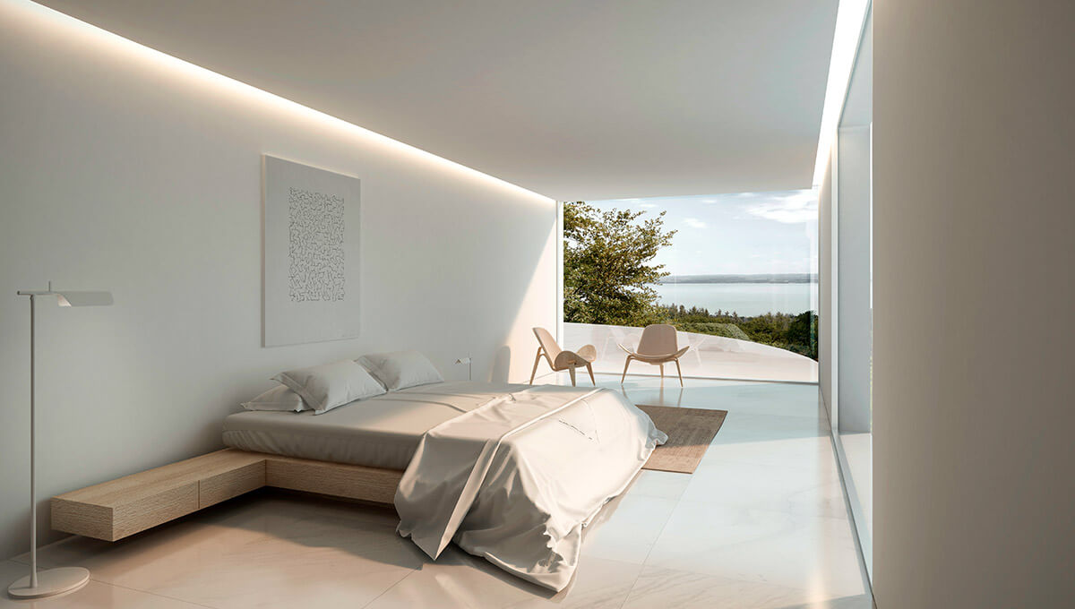 The_Silvestre_Villa_Bed