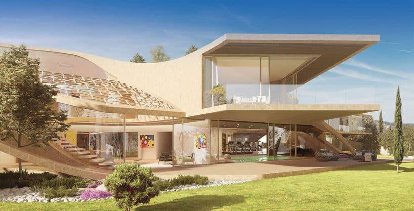 The Seven – The Van Berkel Villa by UNStudio – La Reserva