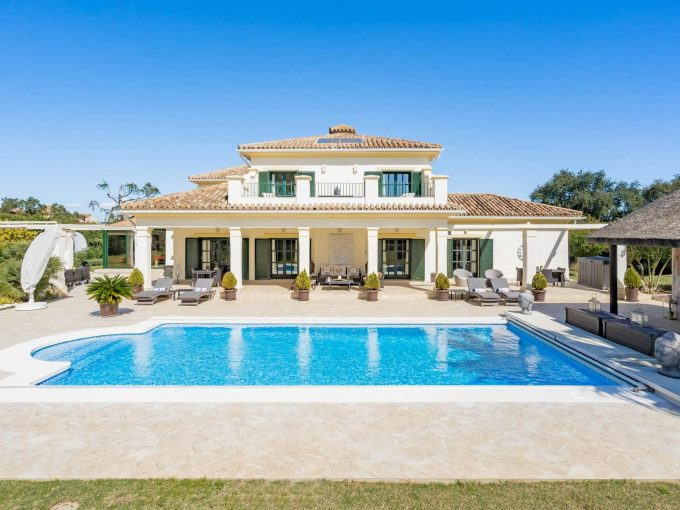 Villa for sale San roque Club