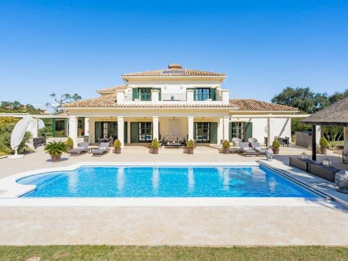 Villa for sale San roque Club