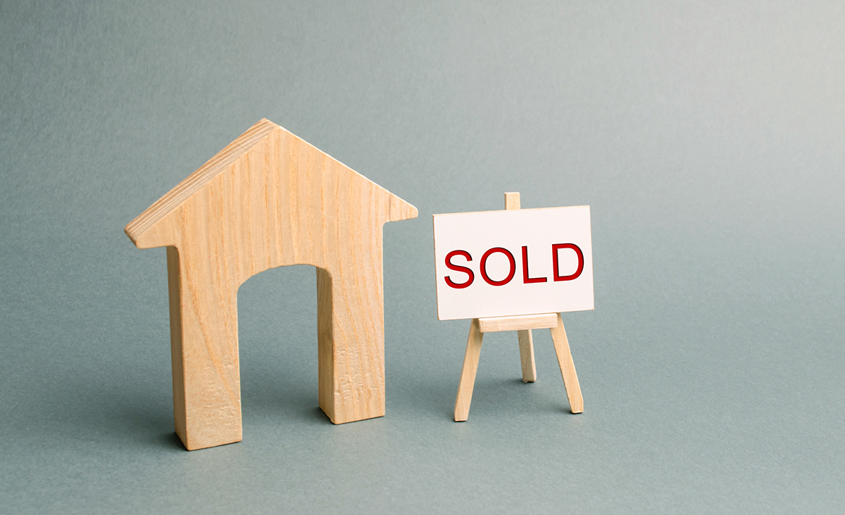 Lots of property sold
