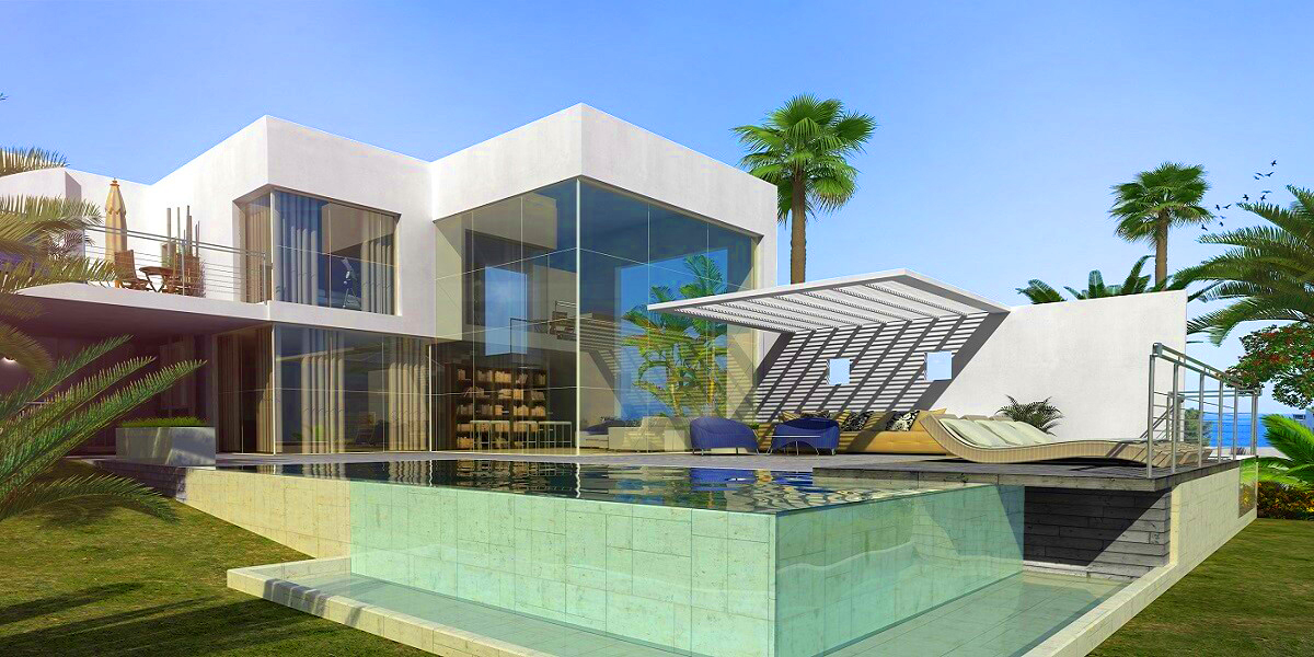 Eco-friendly Villa