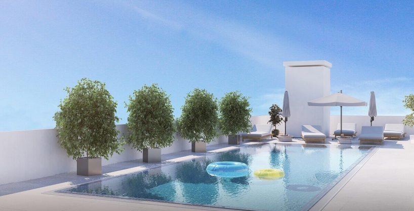 Modern apartment for sale in Almenara Homes Estepona