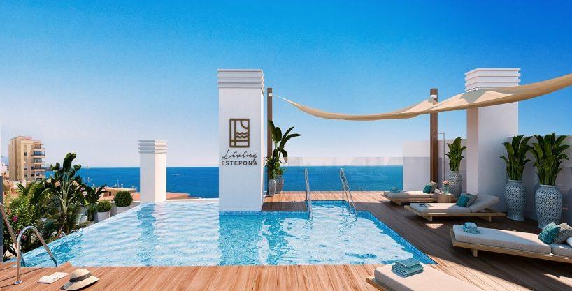 Residencial Living Estepona – Modern Apartments for sale