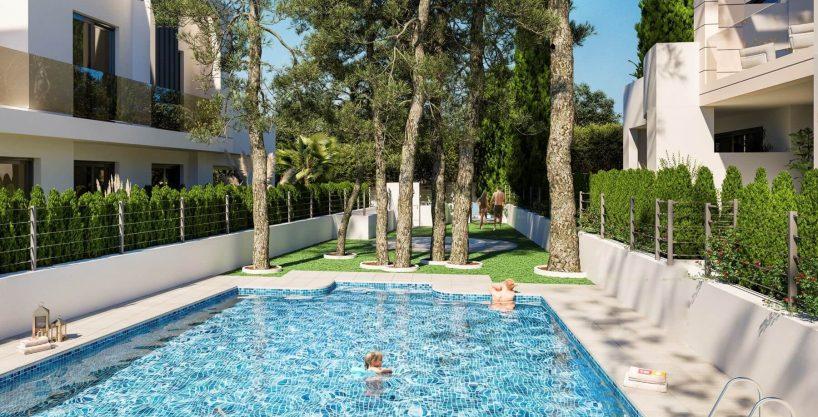Semi detached house for sale in Los Miradores del Sol Cancelada