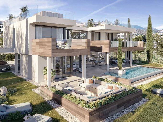 Oceanic Gold Villa