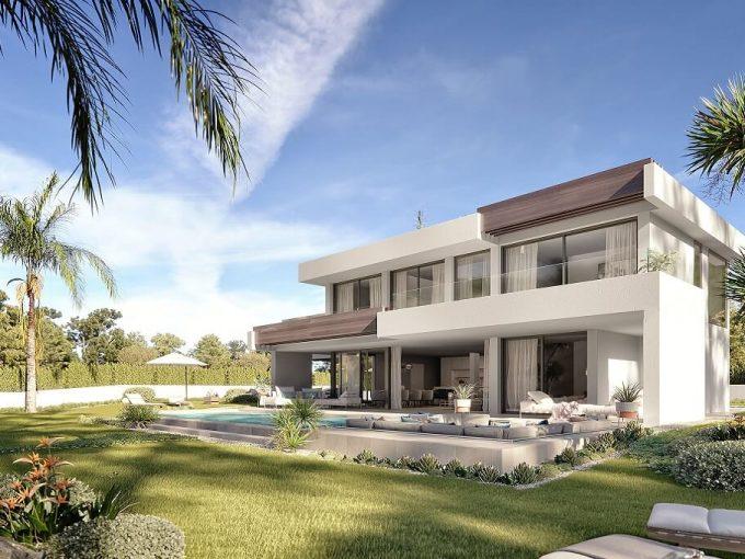 Oceanic Villa La Duquesa