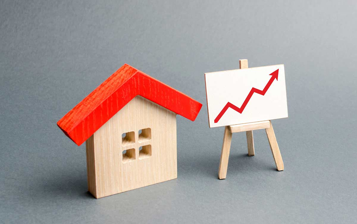 Property Sales are increasing